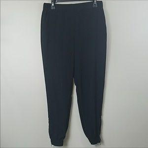 Calvin Klein Black Jogger Pants